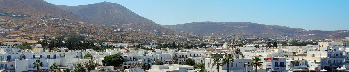 Paros Griechenland
