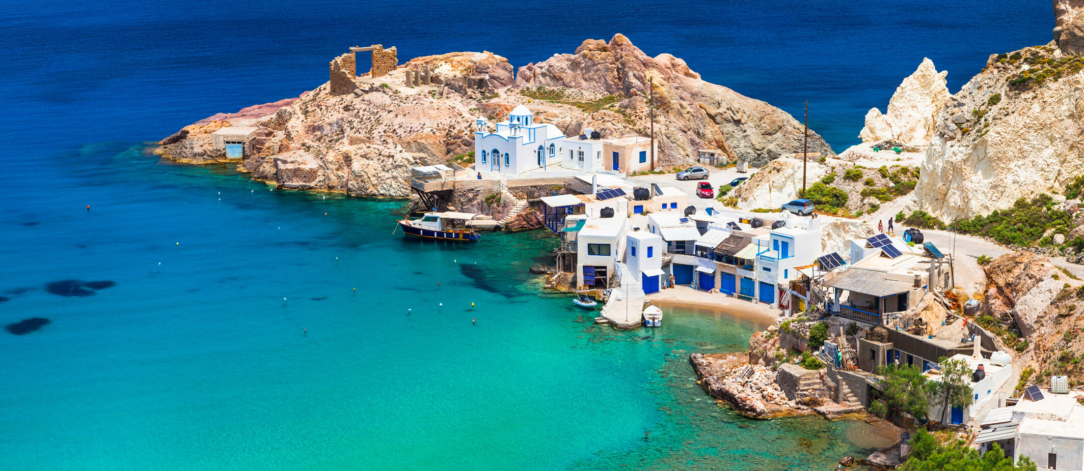 Kykladen Karte.Kykladen Inselhüpfen In Griechenland