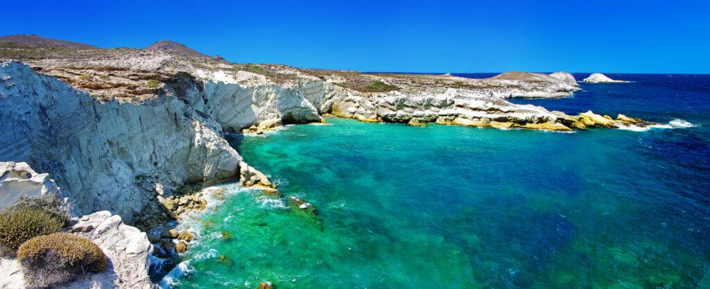 Milos Küste